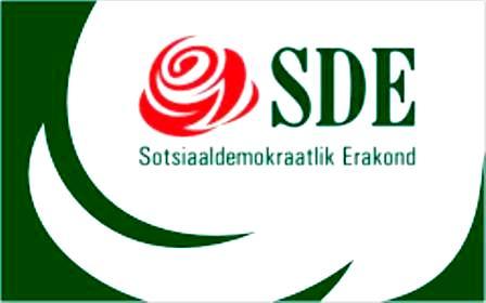 Картинки по запросу Социал-демократическая партия Эстонии